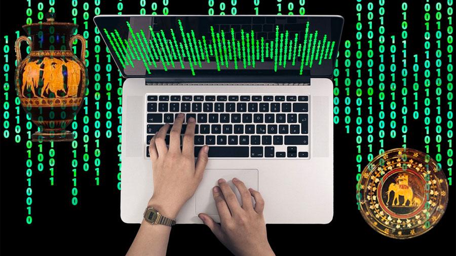 La gestione di dati multimediali nell'ambito del Digital Heritage