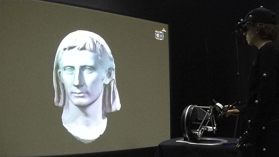 Nuovi paradigmi di interazione nell'ambito del Digital Heritage