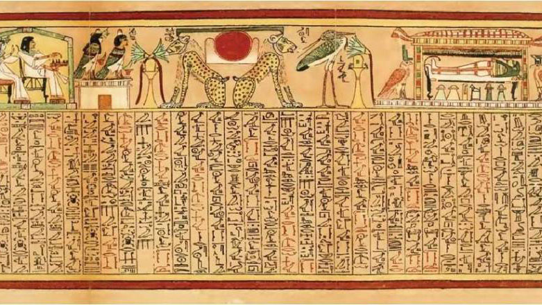 Egittologia II – Cultura scrittoria e letteraria