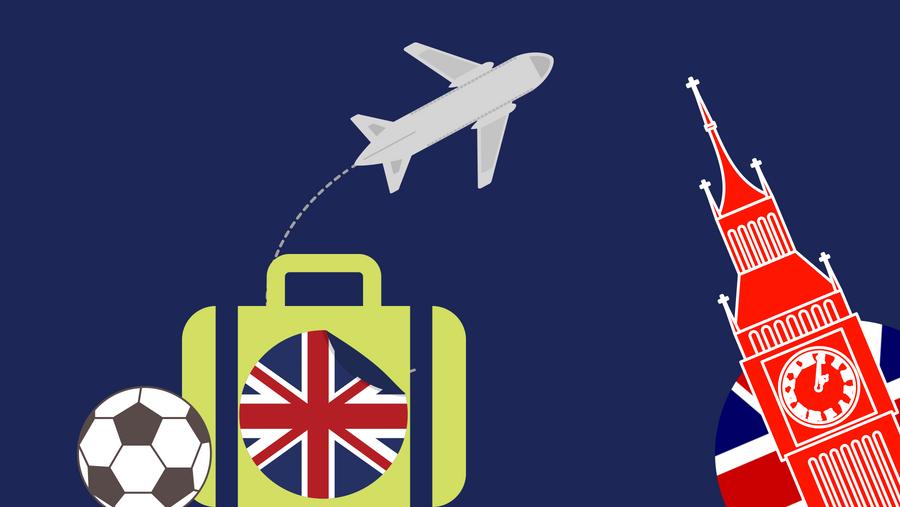 English Grammar for Travels & Sport