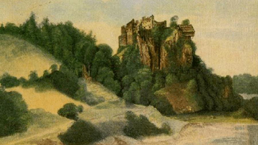 Albrecht Dürer in Italia