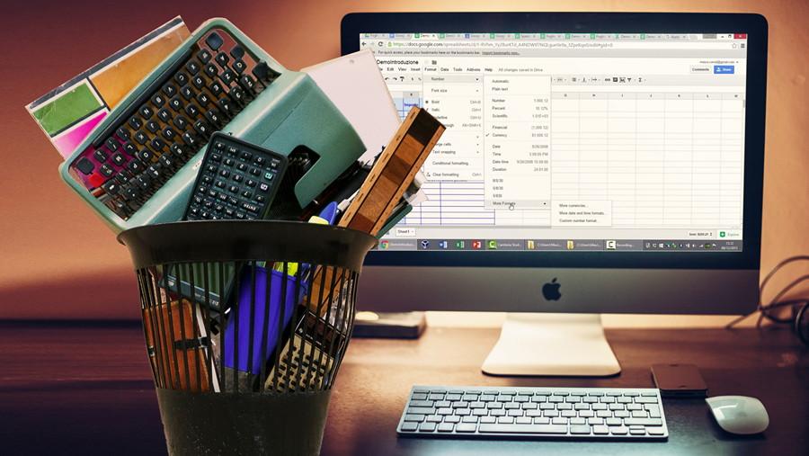 Scrivere e far di conto nell'era digitale