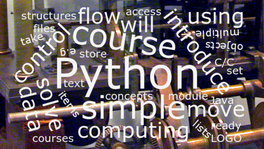 Introduzione alla programmazione con Python