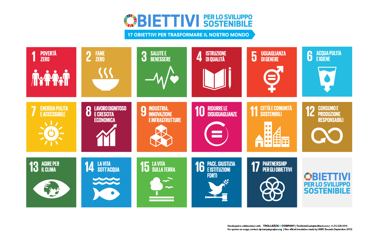 The 2030 Agenda for Sustainable Development (7th ed.)